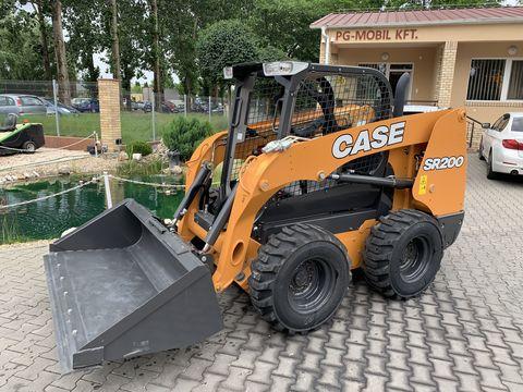 Case SR200