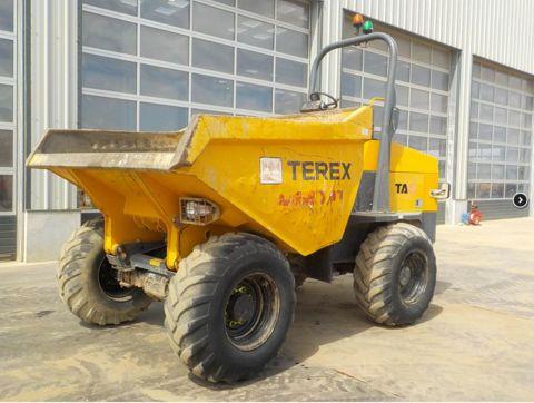Benford/Terex TA9 - 9T dömper