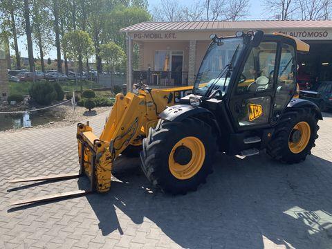 JCB 536-70 AGRI XTRA - Klíma!