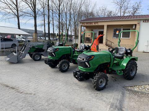 Egyéb JY Tractor 4x4 25-35-45Le ÚJ kistraktorok