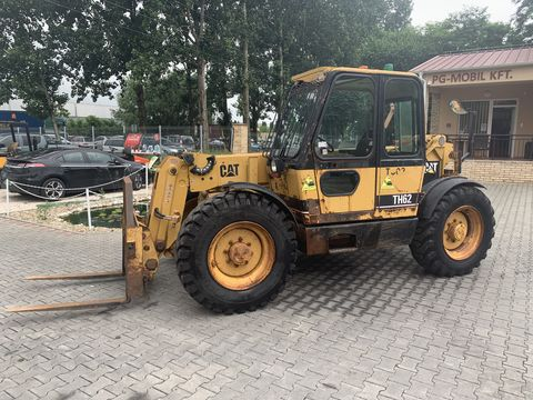Caterpillar TH 62 - 7,6M