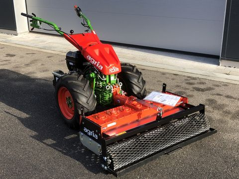 Agria 5900 Bison mit Safety Mulcher