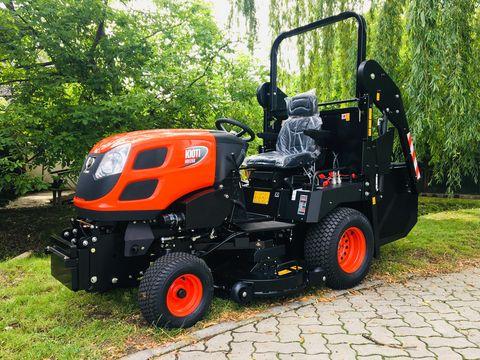 Kioti WD1260H magas ürítésű fűnyíró traktor VÉRTESAGRO
