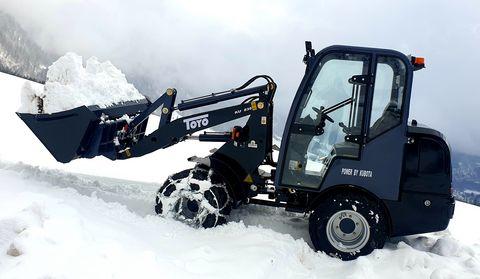 Toyo 836 KAB Snow Edition Sofort Verfügbar