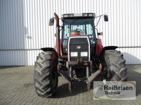 Massey Ferguson 6160 - Fronthydraulik - Landwirt com