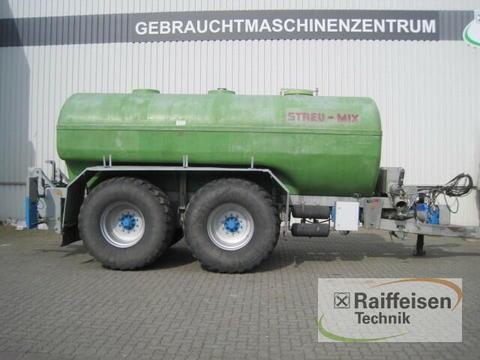 Streumix Drehkolbentankwagen 18.500 Ltr