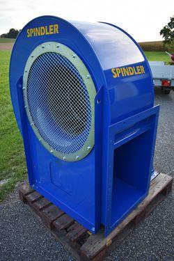 Spindler Spindler RL 630-5,5KW für ca 12 Ballen