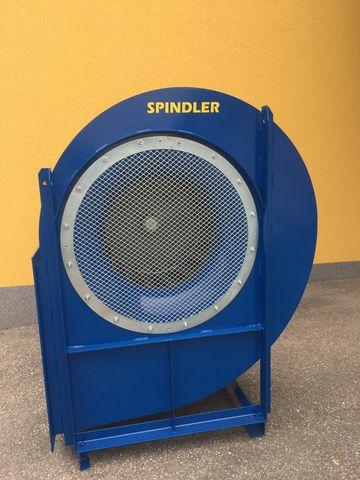 Spindler Spindler Lüfter für Stockbelüftung 120m
