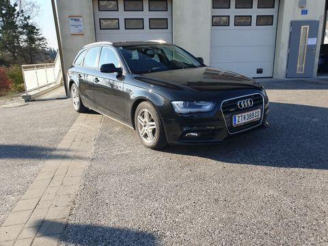 Audi Audi A4 Avant 2,0 TDI quattro Daylight S-Tr