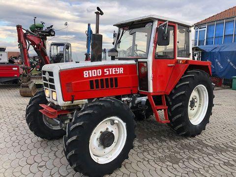 Steyr 8100 ALLRAD