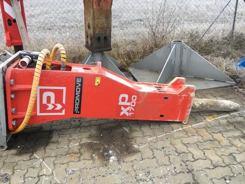 PROMOVE Hydraulikhammer XP1700