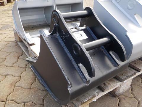 Winkelbauer Tieflöffel 400mm mit Minigabelzähnen