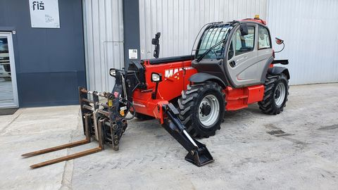 Manitou MT1440 - NEW TYRES - AIR CONDITION - 14M - 4T