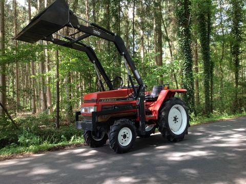 used Yanmar special tractor - Landwirt com