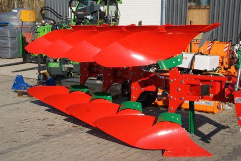 Agro-Masz Volldrehpflug PO 4+ 100 cm-NEU