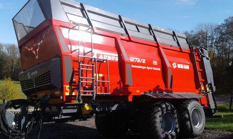 Metal-Fach Taurus 272/2-Dung-Kompoststreuer