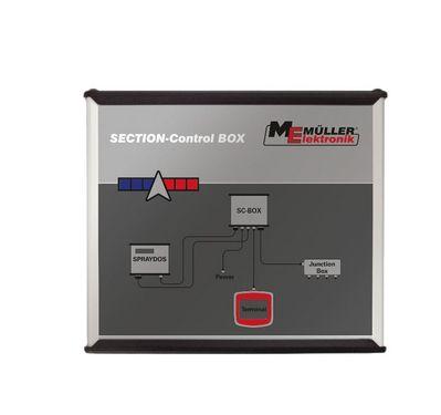 Sonstige Amazone-Hardi-SECTION-Control Box-Neu