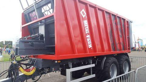 Metal-Fach T935/6-Abschiebewagen 32m³-NEU