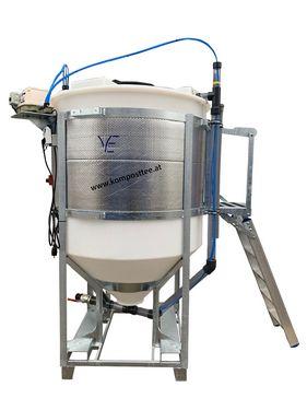 Sonstige Kompostteemaschine KU1000