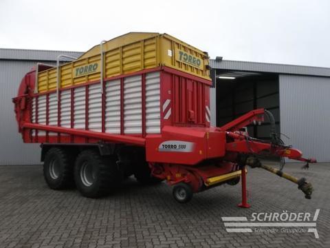 Pöttinger    Torro 5100 Powermatic