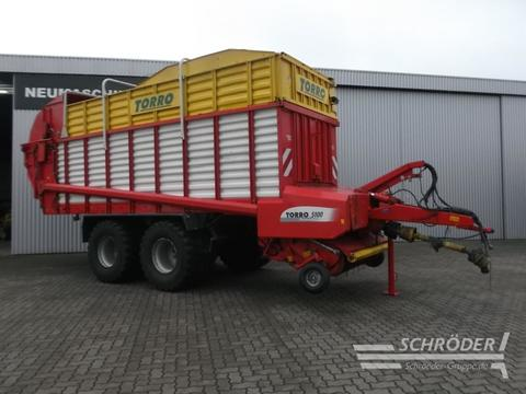 Pöttinger    Torro 5100 Powermatic