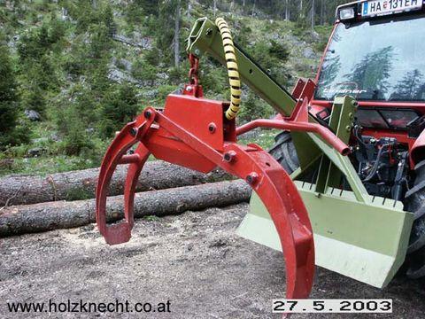 Holzknecht Holzrückezange TYP HZ 150