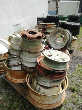 Sonstige Gebrauchte Reifen/Felgen