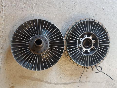 Fendt Turbokupplung