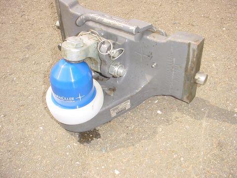 Scharmüller Höhenverstellbare Kugelkopfkupplung K80