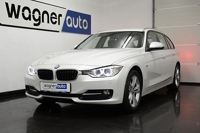 bmw 318d xdrive sport line touring xenon abs. Black Bedroom Furniture Sets. Home Design Ideas