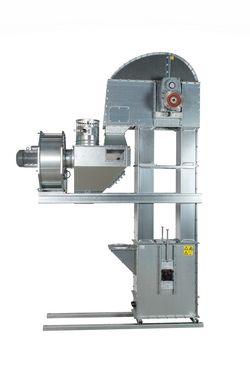 AMT BECHER - ELEVATOR von 5t - 150t/Std.