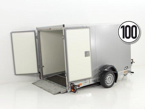 Sonstige Koffer-Absenkanhänger 157x268cm Höhe:164cm 1,5t|