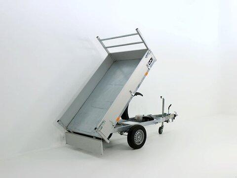 Sonstige Heckkipper DK 150x250cm 1,3t|E-Pumpe|Aktion (Ki2