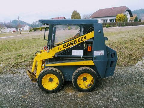 Case CASE 524 Bobcat, Schaufel Paletteng, Zustand gut