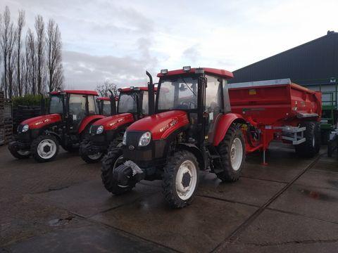 Sonstige YTO MK 654 Traktor mit Kabine und Allrad