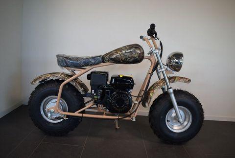 Sonstige Farmbike 200cc, Breitbereifung