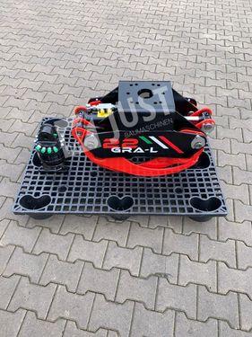 Sonstige Holzgreifer 3,0-5,0 To für Minibagger MS03