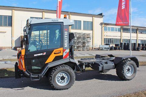 Reform Muli T10 X HybridShift