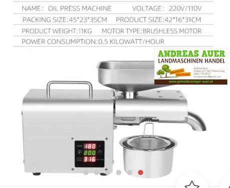 Sonstige Toaster Sojaölpresse, Sojakuchen