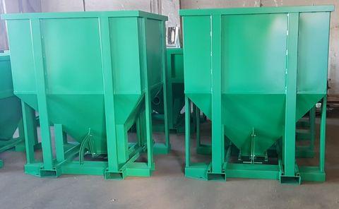 Sonstige HDT Getreidecontainer
