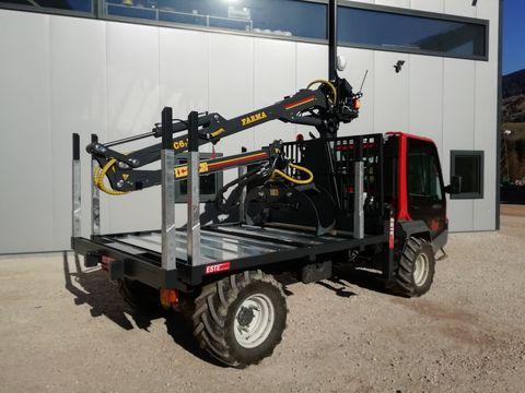 Farma Forstkran C6.3G2 für Transporter