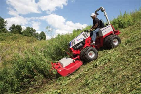 Sonstige Anbau-Traktor, Frontantrieb
