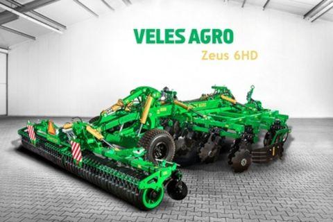 Veles Agro Zeus 6 HD Scheibenegge