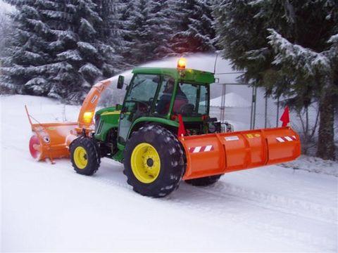Agrometall Heck- Schneeschilde ZR!