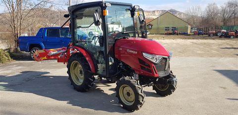 used Yanmar special tractor Hungary - Landwirt com