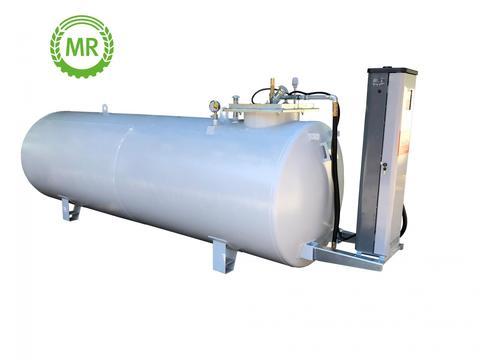 Sonstige Dieseltank aus Stahl 5000 Liter
