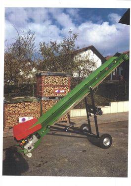 Posch Brennholzförderband M8150