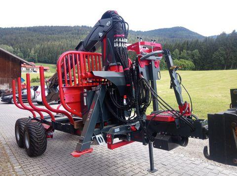 Beha T810 mit Crane 7050