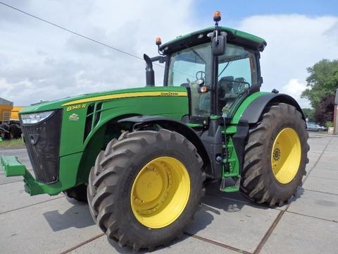 John Deere 8345 R Autopower IVT