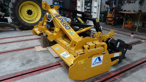 RM 300 + rouleau packer